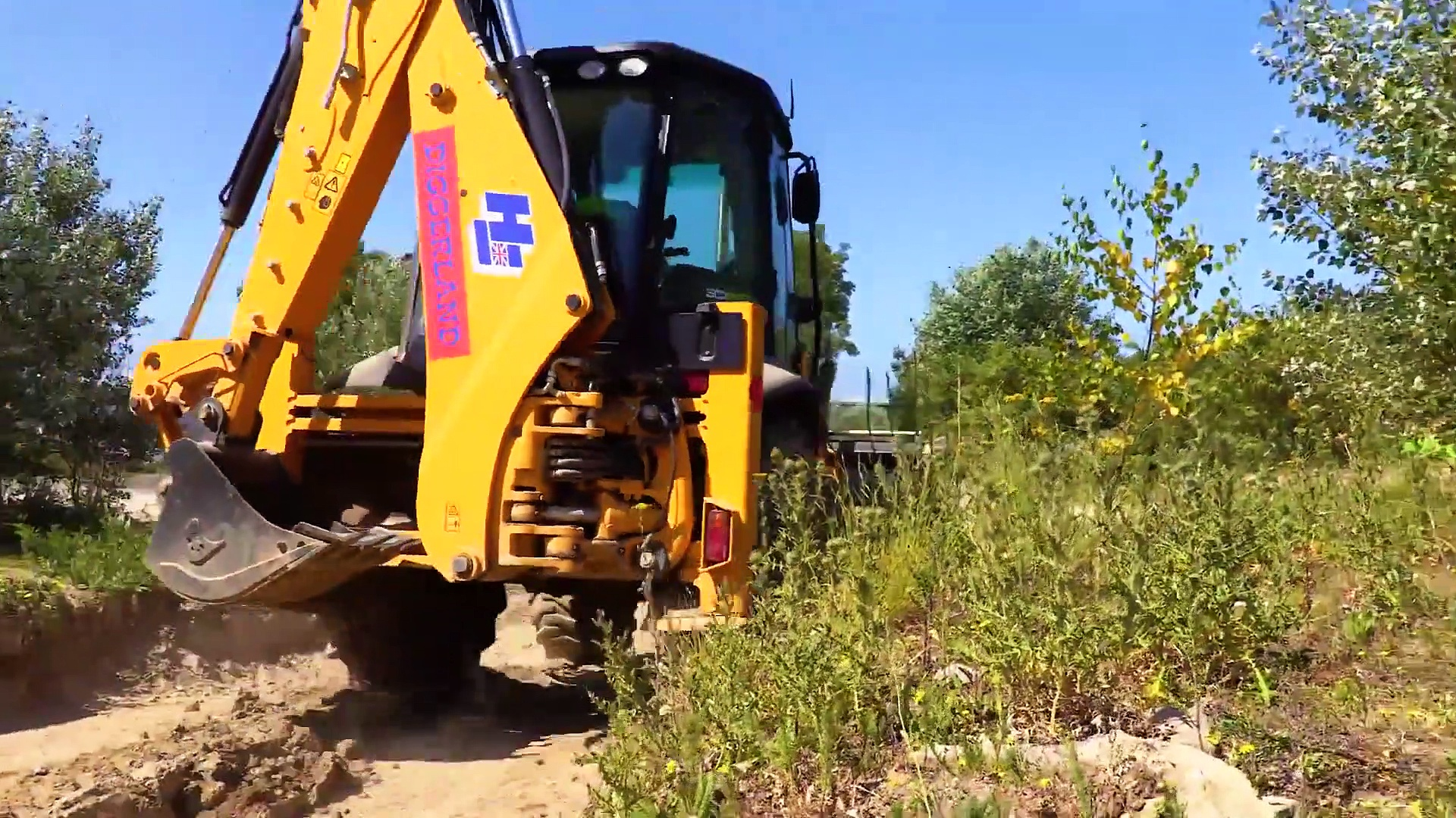 Mega Machines   EXCAVATOR   Cars for kids   Learning Cars For Kids     cartns