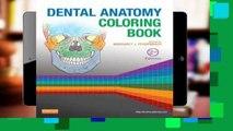Dental Anatomy Coloring Book  Best Sellers Rank : #3