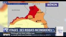 Sahel: les deux ex-otages ont-ils pris des risques inconsidérés ?