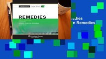 Review  Casenote Legal Briefs: Remedies Keyed to Laycock's Modern American Remedies, 4th Ed. -