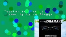 Popular to Favorit  Shamar by Lydia Staggs