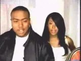 """Aaliyah """"One In A Million (Remix)"""" produced by Timbaland"""