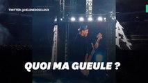 Metallica rend hommage à Johnny Hallyday au Stade de France