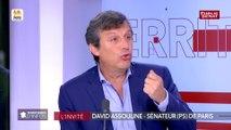 Européennes : David Assouline s'inquiète du « jeu dangereux » des autres listes de gauche