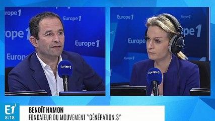 Benoît Hamon - Europe 1 lundi 13 mai 2019