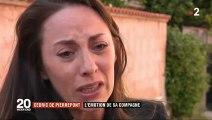 Bouleversant : En sanglots, la compagne de Cédric de Pierrepont lui rend hommage - Vidéo