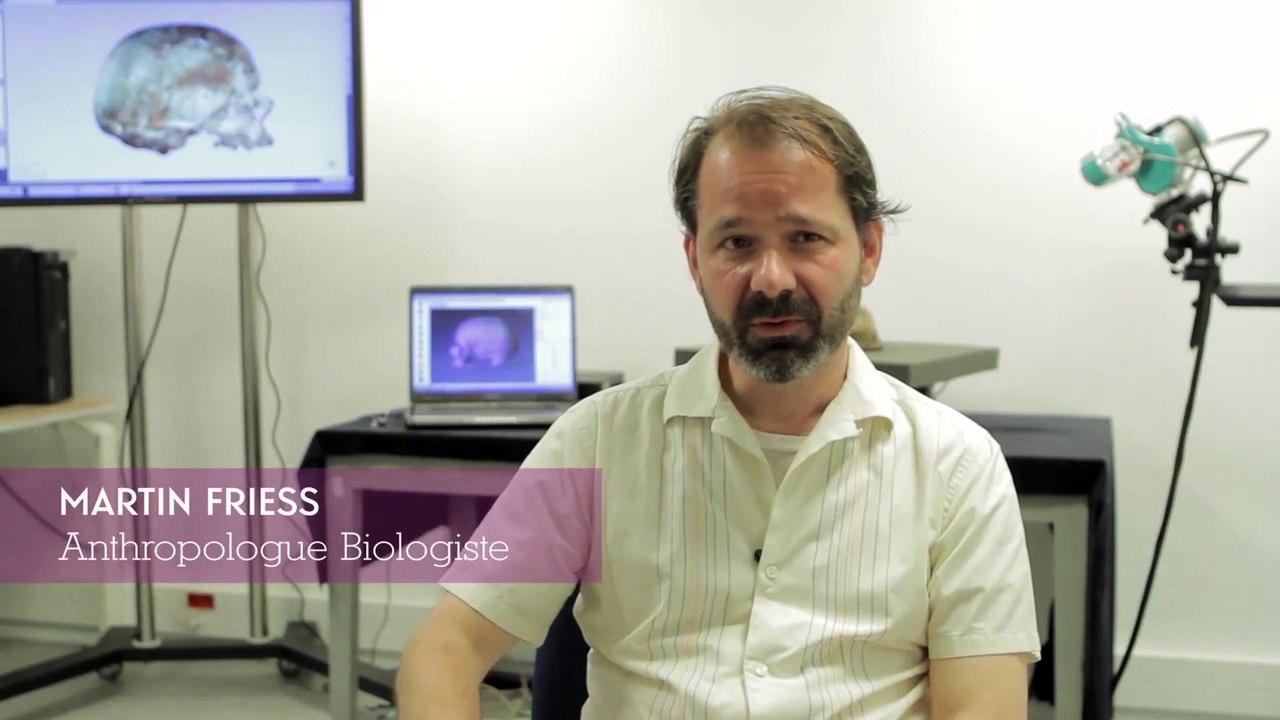 À la rencontre des chercheurs du Musée de l'Homme - Imagerie et modélisation 2D/3D