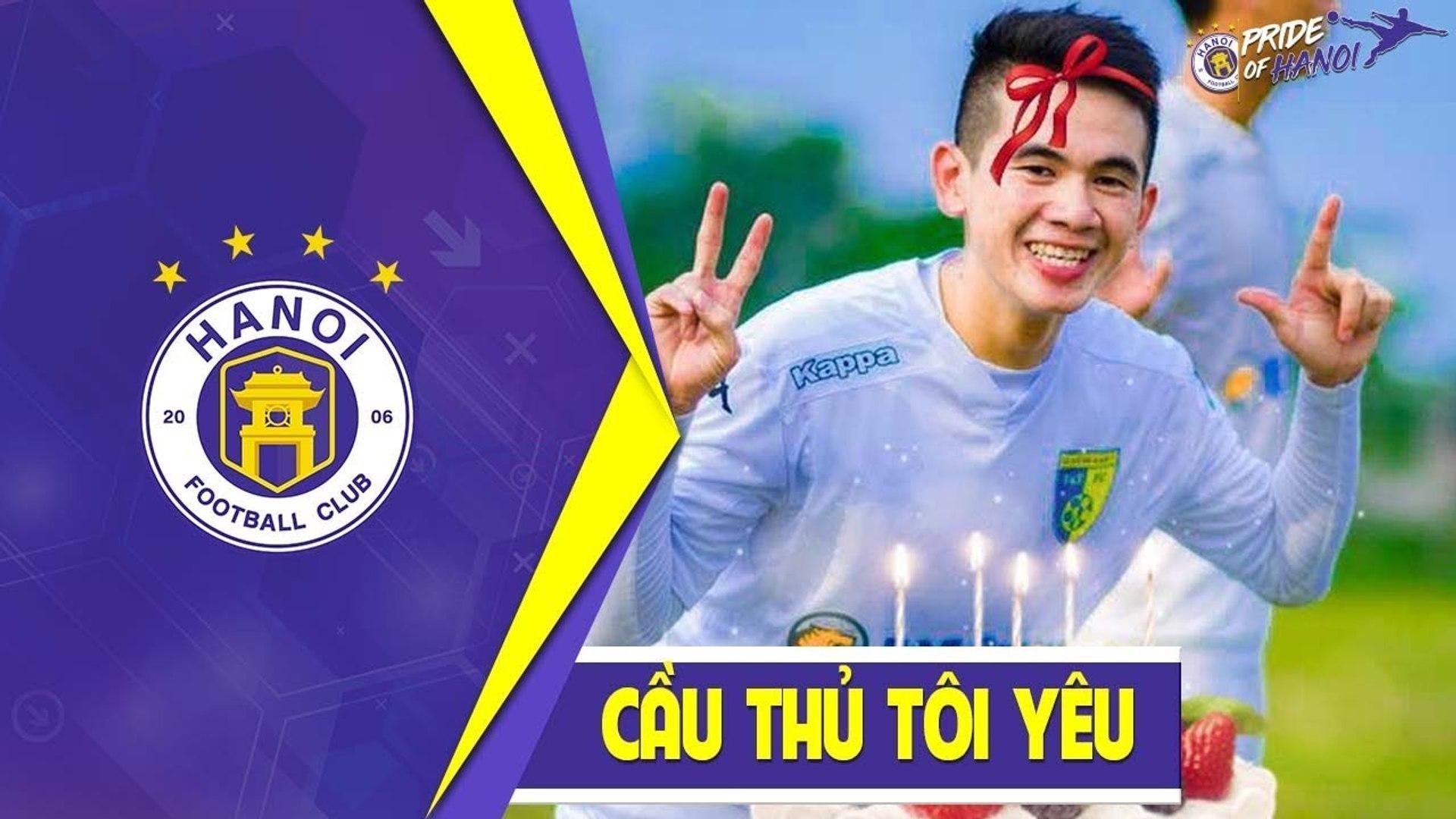 Chúc mừng sinh nhật Kiên Shin - Cánh én không mỏi của đội bóng Thủ Đô | HANOI FC