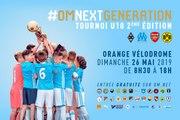 OM Next Generation : La 2e édition du tournoi U10