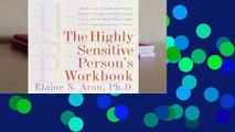 Full E-book The Highly Sensitive Person's Workbook  For Free