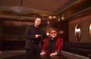 Elton John praises Taron Egerton for 're-recording' Rocketman songs- VOICEOVER