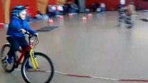 Les petits Spinaliens en formation à la sécurité routière