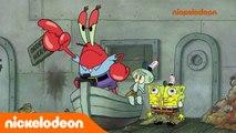 Bob l'éponge | Le Crade Croustillant | Nickelodeon France