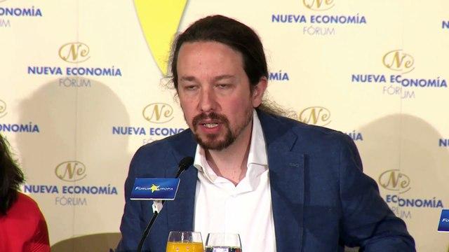 Iglesias dialogará con Sánchez para formar gobierno tras elecciones