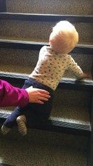 Mason goes Upstairs