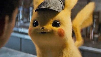 Le Buzz - Pokémon : Détective Pikachu