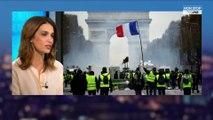 """Gilets Jaunes: Pour Sonia Mabrouk """"les médias ont fait le balancier"""" (Exclu Vidéo)"""