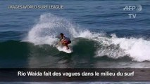 Bali: un jeune Indonésien bat la star du surf Medina