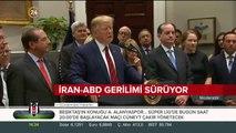 Trump'tan İran'a baskı politikası