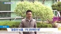 성폭행 혐의 빼고 뇌물만…김학의 구속영장 청구