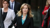 Felicity Huffman Faces Up To 20 Years In Jail