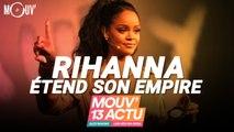 Rihanna lance sa marque de prêt-à-porter avec LVMH