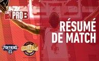 PRO B : Poitiers vs Orléans (J32)
