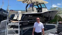 2019 Scout 355 LXF for sale at MarineMax Palm Beach FL