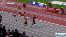 Athletics - Infinite Tucker and his incredible end