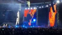 "Metallica : ""Ma Gueule"" Johnny Hallyday cover - Stade de France 05-12-2019 Live"