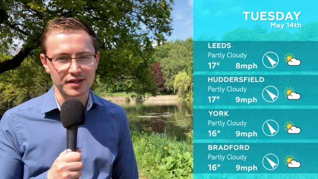 WEATHER: May 14th 2019