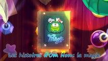 Cut The Rope   Les aventures de Om Nom  La caverne secrète S04E03  Dessin animé pour enfants