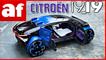 Review del Citroën 19_19 Concept Car
