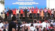 Philippines votes in midterm polls seen as referendum on Duterte