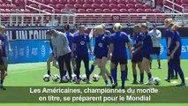 """Coupe du monde 2019: Alex Morgan veut """"rendre le football féminin plus populaire"""""""