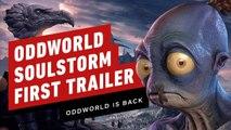 Oddworld: Soulstorm - Cinematic Gameplay Teaser Trailer