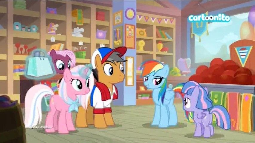 My Little Pony L'amicizia è Magica [Stagione 9] [Episodio 6] Un punto d'incontro [COMPLETO]