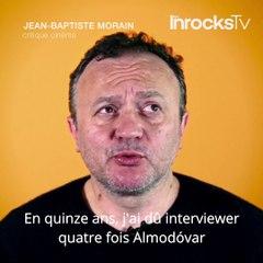 Dans les coulisses des interviews d'Almodóvar