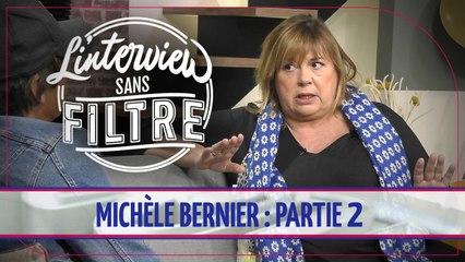 """Michèle Bernier étrille les """"salopards"""" qui insultent anonymement sur les réseaux sociaux"""