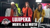 "[Exclu] Lujipeka (Columbine), Meryl & Le Motif ""La Brume"" #PlanèteRap"