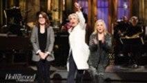 'SNL' Rewind: Emma Thompson Hosts Mother's Day Episode, Jonas Brothers Cameo | THR News