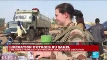 Libération d'Otages au Sahel : 2 militaires français tués pendant l'opération