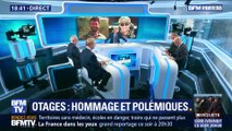 Otages: Hommage et polémiques (2/2)