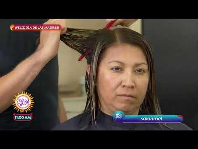 ¡Esta fue la increíble transformación de Iris Baltazar! | Sale el Sol