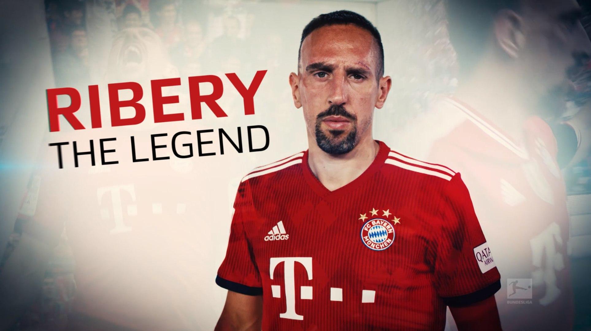 Bundesliga: Best 12 goals of Franck Ribéry in 12 years with Bayern Munich