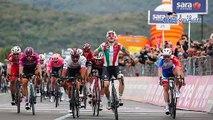 """Tour d'Italie 2019 - Arnaud Démare est 2e de la 3e étape : """"Je peux faire un peu mieux"""""""