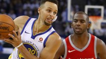Steph Curry CALLS OUT CP3 & Reveals What He Texted Brother Seth Before Game 1 WCF Matchup