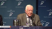 Jimmy Carter Undergoes Surgery After A Fall At Home