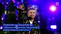 Justin Timberlake and Missy Elliot Receive Honorary Doctorates From Berklee College