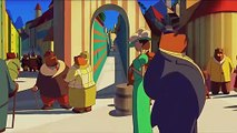 LA FAMEUSE INVASION DES OURS EN SICILE : Teaser du film de Lorenzo Mattotti - Bulles de Culture